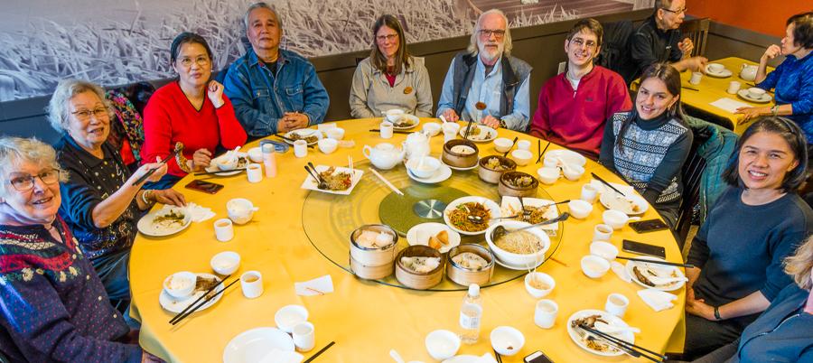 Intercultural Lunch