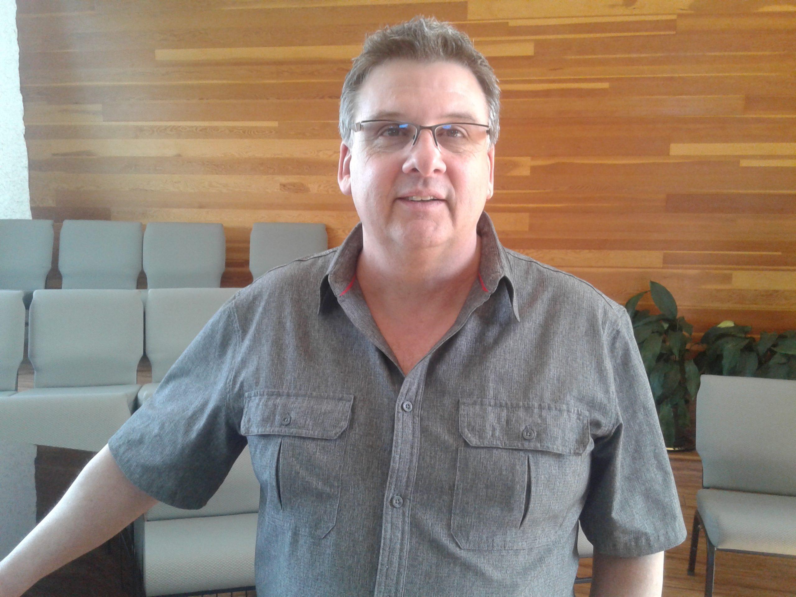 Rev. Mark Green