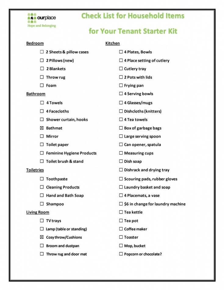 check_list_for_household_items_for_shelter_v.2_page_1