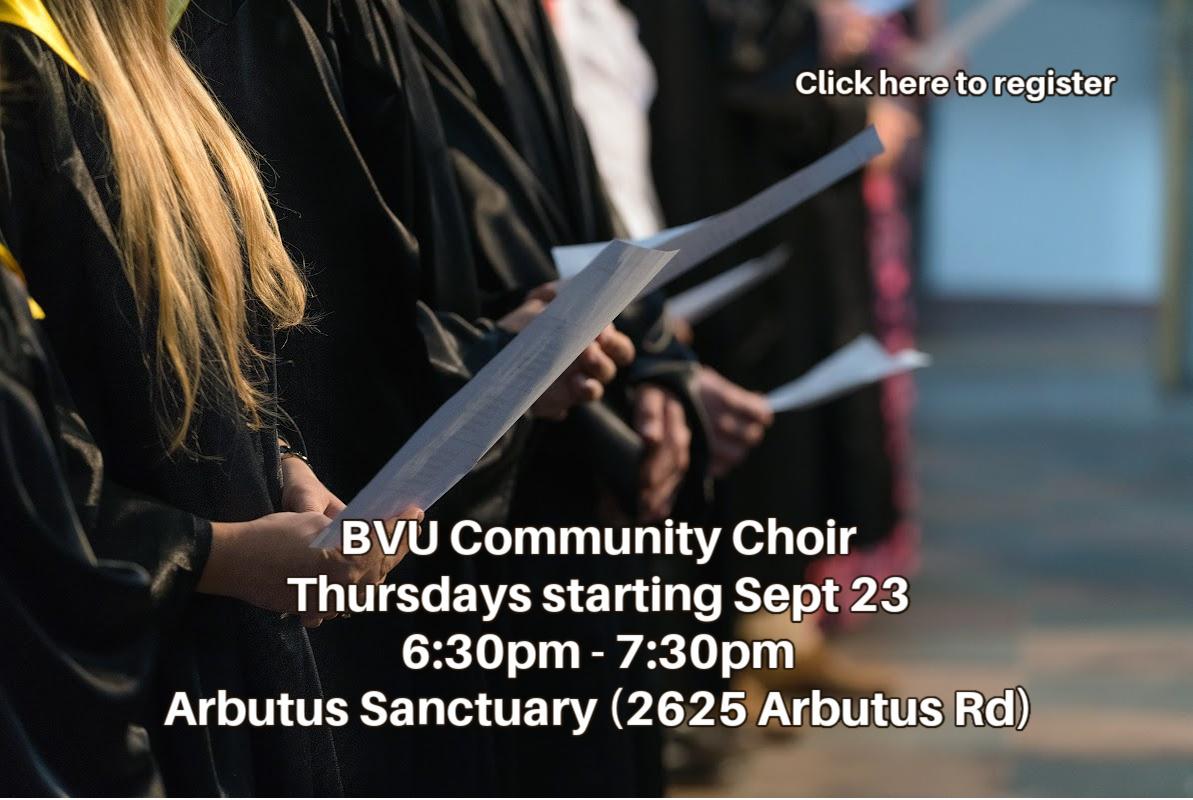 BVU Community Choir (1)